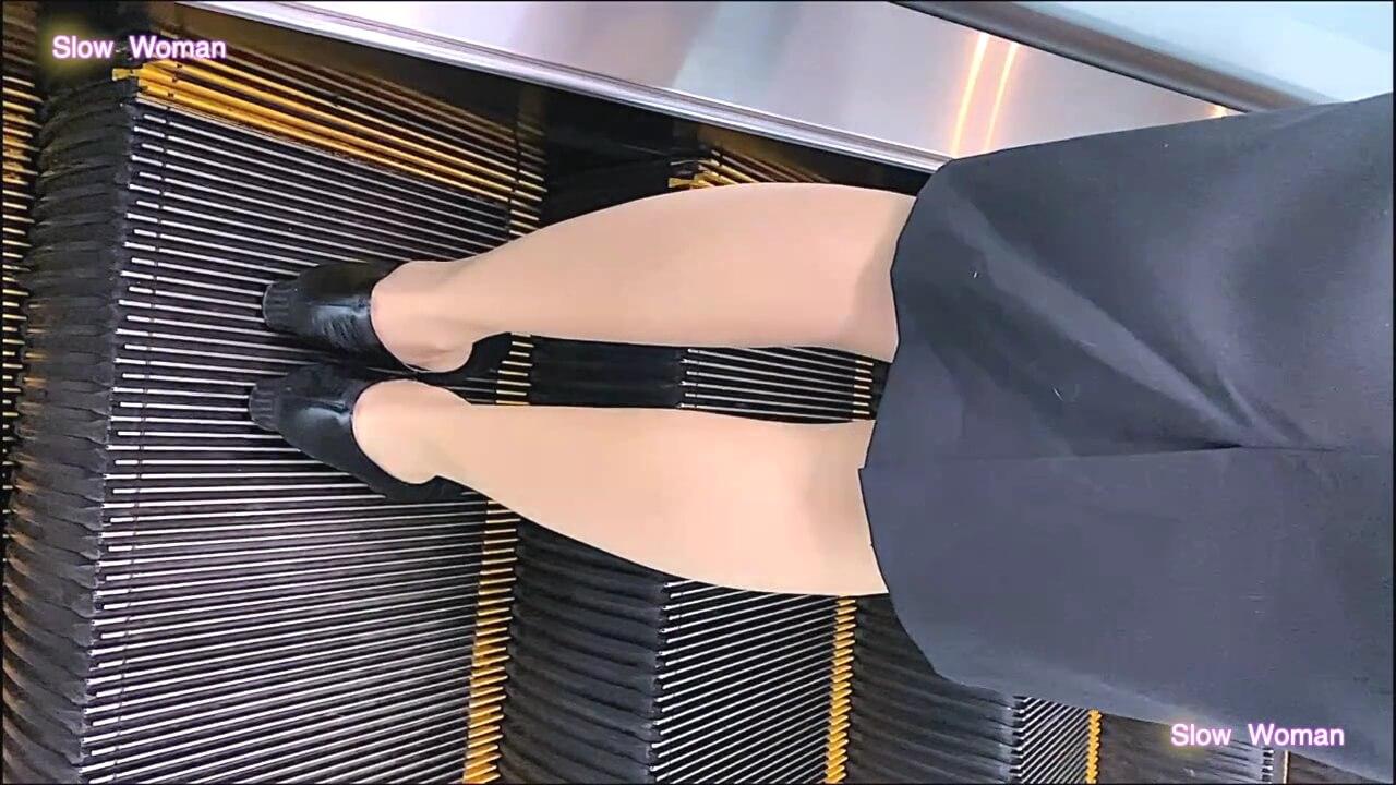 パンスト脚