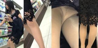 【美人秘書】スタイル抜群の社長秘書のスカートのなかを盗撮!タイトスカート OL - Gcolleレビュー - これぞ人妻OLの本気パンストフェロモン