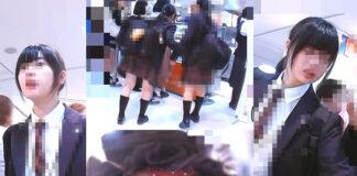 かわいい制服Kちゃんたちの生パンツを拝見(No.20) - Pcolleレビュー - 超絶かわいいJK見なきゃ損!