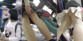 【フルHD】靴カメ君が行くPart355【パンストお姉さん編】 - Gcolleレビュー わらわらさん