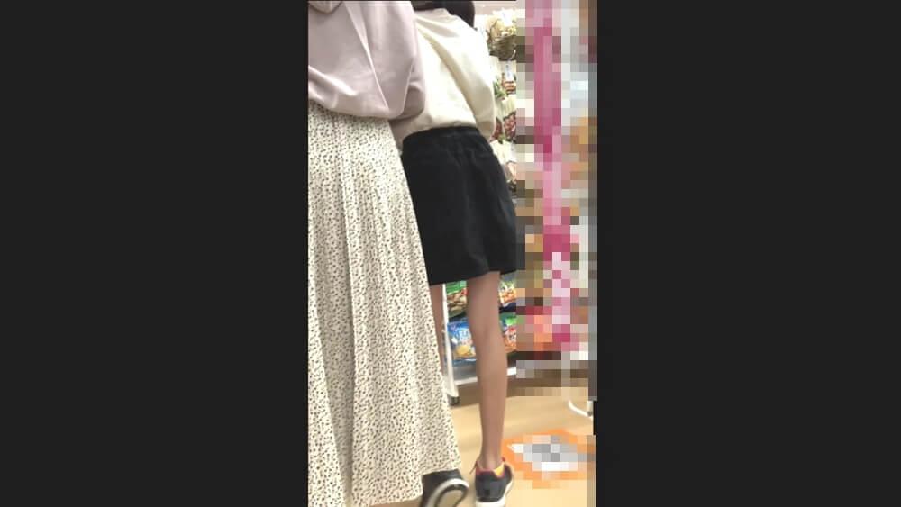 脚の細いJC